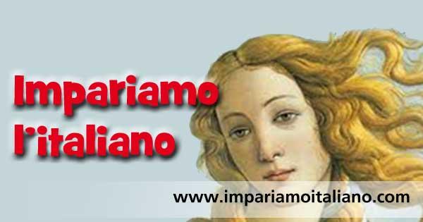 (c) Impariamoitaliano.com